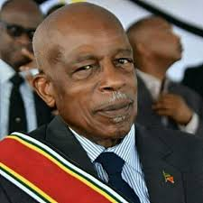 SKN's only living National Hero – Sir Kennedy Simmonds, receives an Honorary Doctor of Science Degree