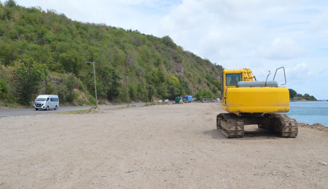 Old Road Bay Road Project to be completed in 2021