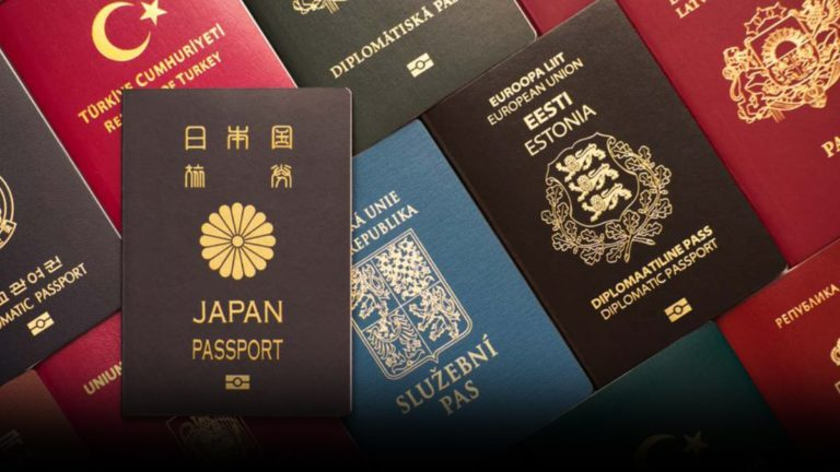 St. Kitts and Nevis Ranked 2nd in the Caribbean most powerful passports