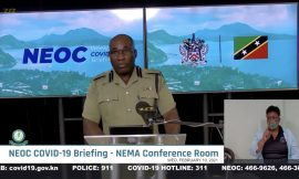 Police urges SKN's populace to adhere to COVID-19 protocols at funerals & weddings