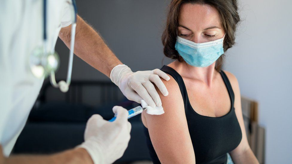 Vaccination plan to immunize every citizen in due course, PM Harris says