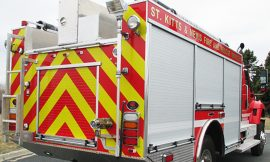 Fire incident occurs in Saddlers Village on Valentine's Day