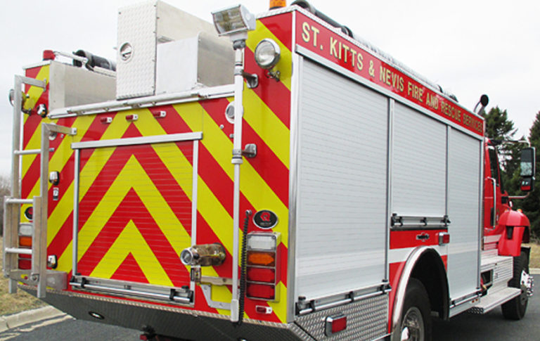 Read more about the article Fire incident occurs in Saddlers Village on Valentine's Day