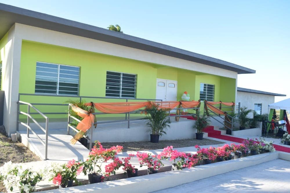 You are currently viewing New Multipurpose Community Center for the Lodge/Ottley's Community officially opens