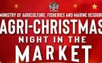 Agriculture Night Market, a Big Success