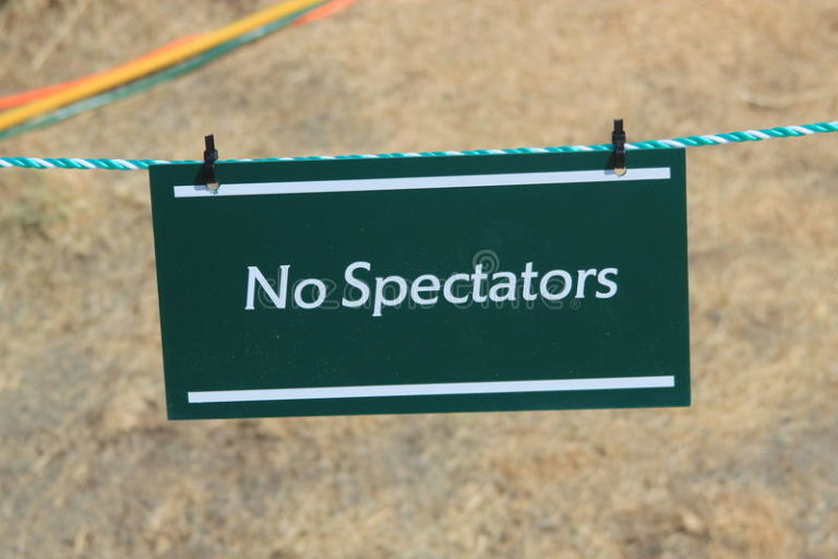 Read more about the article All Inter Team Sport matches will be Spectator-less
