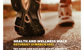 Health and Wellness Walk slated for March 13th