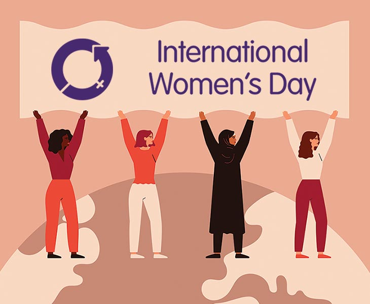 You are currently viewing International Women's Day celebrated here in SKN