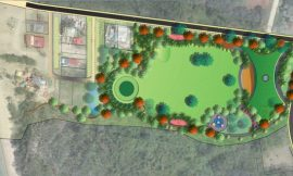 """Work at Pinney's Park """"52.7% completed"""", target date remains at December 2021"""