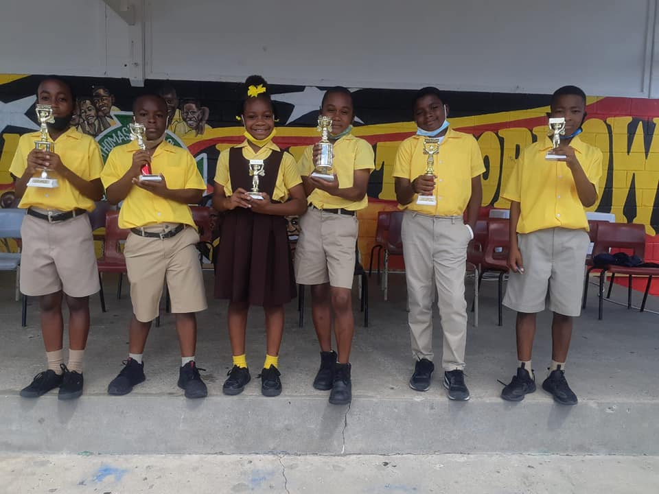 You are currently viewing St. Thomas' Primary School (STPS) hosts Spelling Bee competition