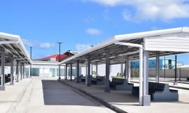 Federal Minister of Public Infrastructure gives update on Bus Terminal issues