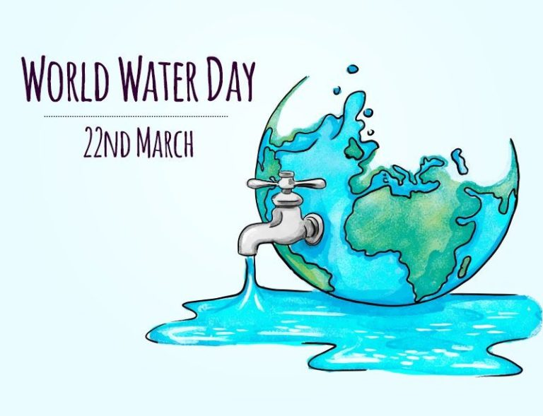 SKN celebrated 'World Water Day' 2021 on March 22nd