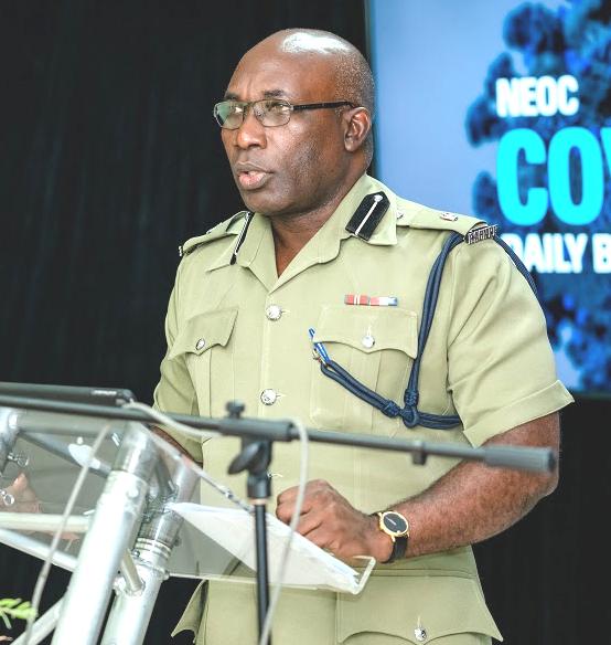Superintendent of Police warns of breaches surrounding indoor or outdoor events