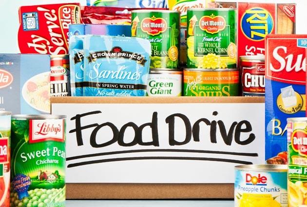 National Food Drive for St. Vincent ends on April 19th