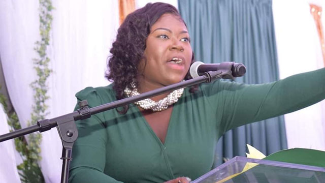 """You are currently viewing """"Rebranded NRP"""" as Jaedee Caines answers call to become St. Paul's Candidate here on Nevis"""