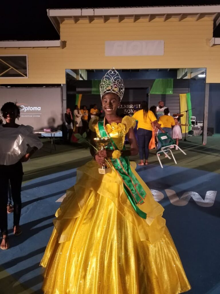 """Read more about the article """"Exceptional"""" STPS Princess Pageant, so says Chairperson"""