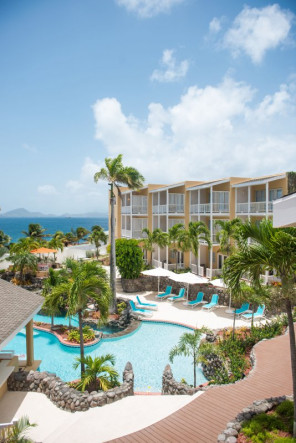 Read more about the article Ocean Terrace Inn (OTI) offers waiver in Quarantine fees for SKN student nationals