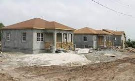 Nevis' Premier provides update on housing projects in Hamilton & Craddock Road