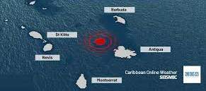 SKN, one of three countries rocked by 4.3 magnitude quake