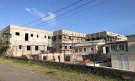 Premier Brantley updates Nevisian public on expansion work at Alexandra Hospital