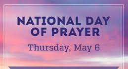 Read more about the article Interdenominational Day of Prayer slated for May 6th