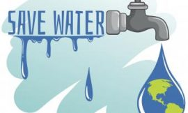 The General Public Encouraged to Conserve Water as the Federation is Experiencing Severe Drought