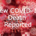 3rd Covid-19 related death recorded in 24 hours