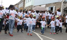SKN joins in the celebration of Child Month 2021