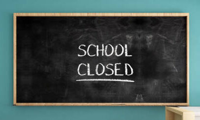 Schools closed for the rest of the academic year due to Covid-19 community spread