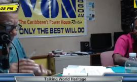 "New ""Talking World Heritage"" program on every other Monday, on Von Radio"