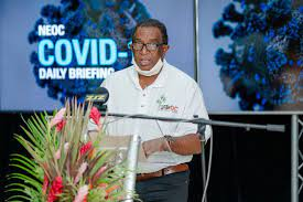 Read more about the article SBDC St. Kitts admonishes Entrepreneurs and Small Business Owners to embrace new norm caused by pandemic