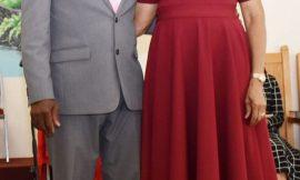 Mr. & Mrs. Maynard celebrate 50 years of Faithful Ministry