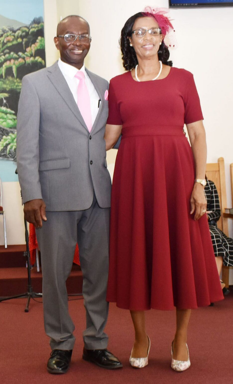 You are currently viewing Mr. & Mrs. Maynard celebrate 50 years of Faithful Ministry