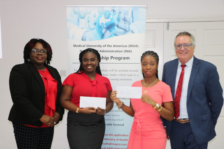 Read more about the article Dhakiya Liburd and Asher Walters-Hanley recipients of NIA/MUA Scholarships