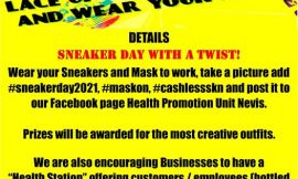 Sneaker Day slated for Sep. 10th as part of activities for CWD