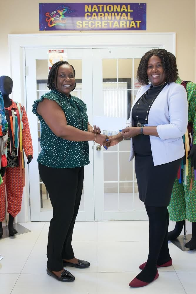 Read more about the article Jasmine Warner-Weekes slogan winner for Sugar Mas 50