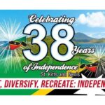 11 Nevisians Honoured for Independence 38