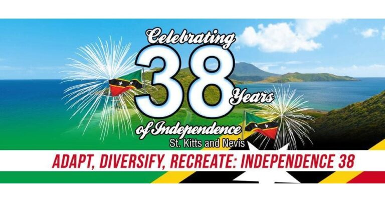 Read more about the article Prime Minister Harris addresses the nation on Independence Anniversary
